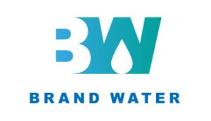 Brand water logo