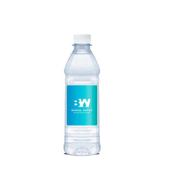 Королевская вода ПЭТ 0,5 прямоуг