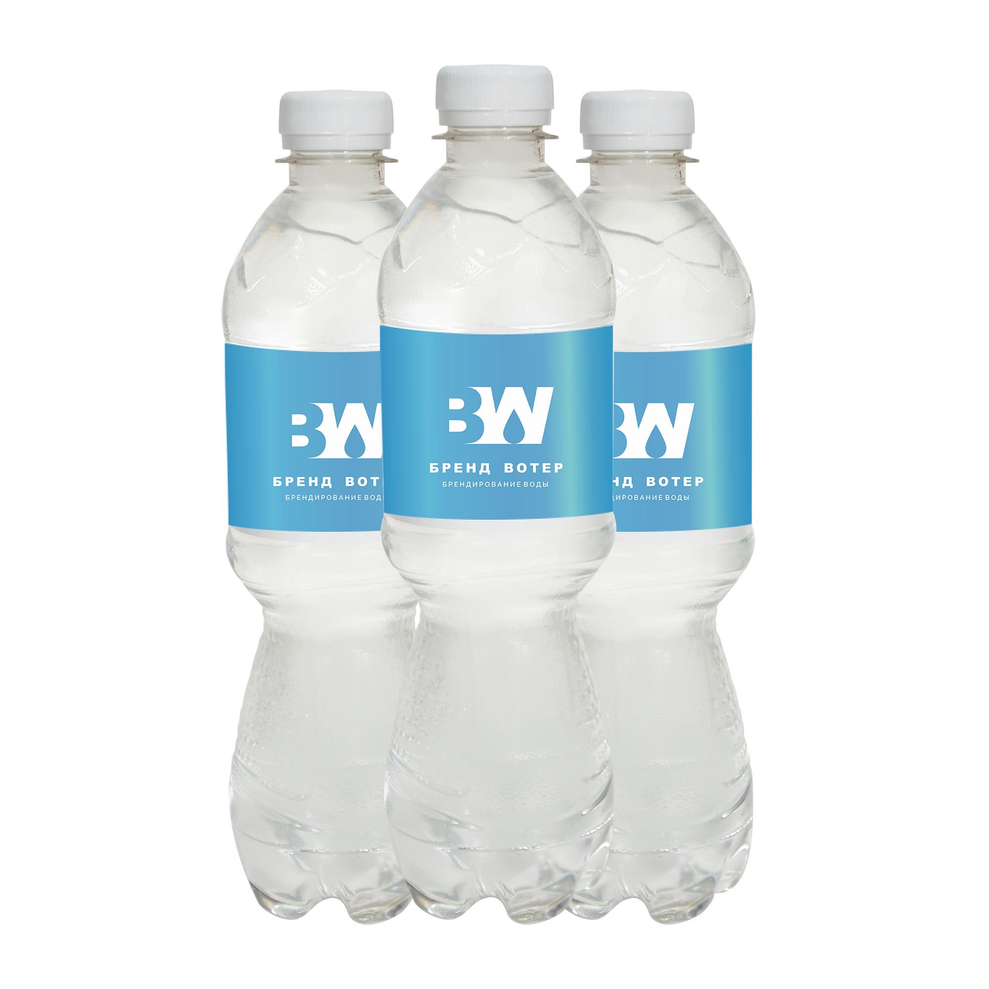 """Питьевая природная минеральная вода """"Родниковая - сила гор"""""""